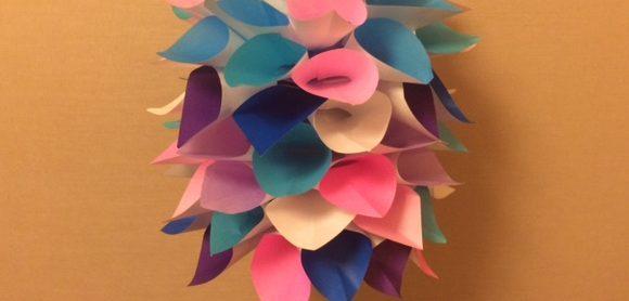 七夕飾り折り紙で簡単豪華な【くす玉】の作り方!注目度も抜群!