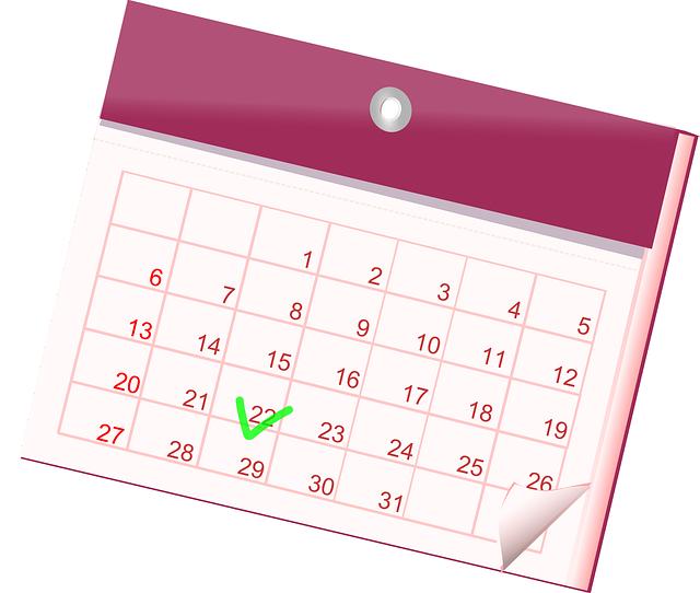 暦 こよみ 意味とは 種類 新暦 旧暦 違い いつから