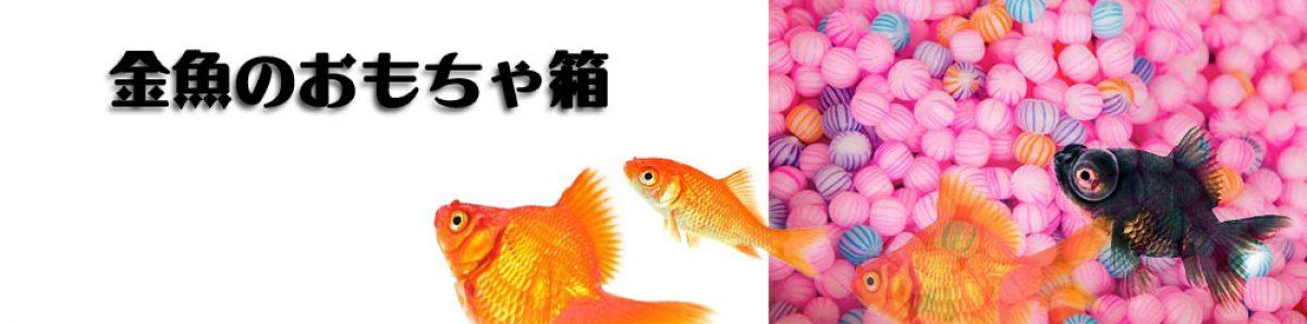 金魚のおもちゃ箱