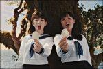 コイケヤポテチCM 鈴木瑛美子梨紗子