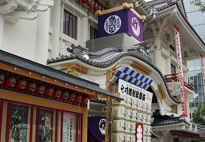 歌舞伎の宙乗りと宙返りとは?勸玄くん7月大歌舞伎で最年少披露!