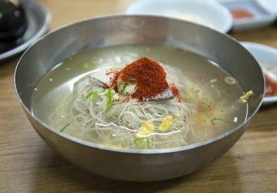 韓国冷麺 盛岡冷麺 原料 違い カロリー 糖質 ダイエット