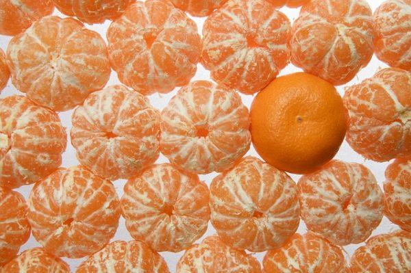 みかんを毎日食べるメリットとデメリット!栄養と美容への効能は?