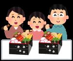 おせち料理  起源 歴史 具材  意味 子供