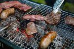 BBQ バーベキュー 炭 量  おすすめな炭 置き方 1人 3人 10人 20人 30人 40人